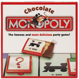 Monopoly Chocolate
